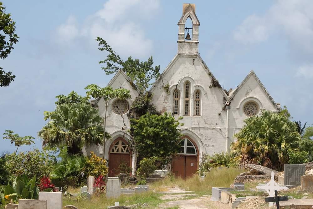 Barbados-Alte Kirche