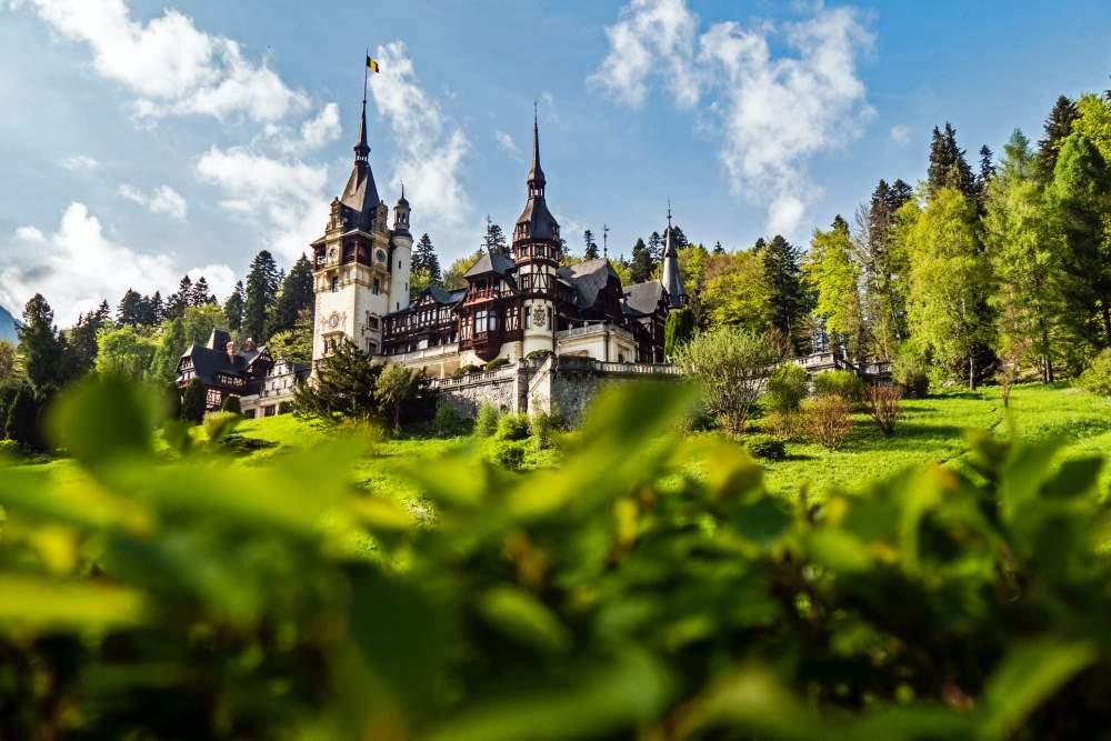 Draculas Palast